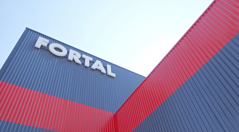 FORTAL building © FORTAL